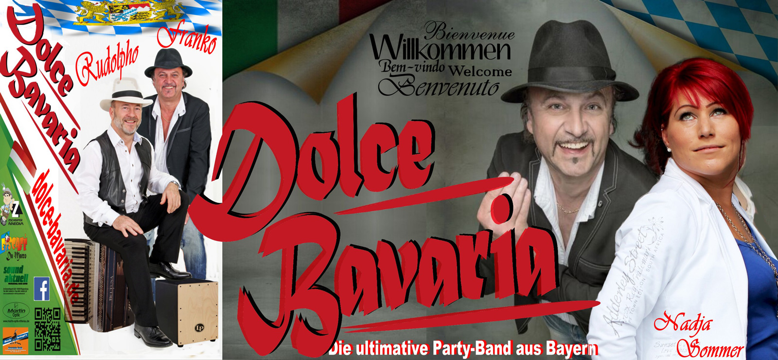 Dolce Bavaria - Party-Duo